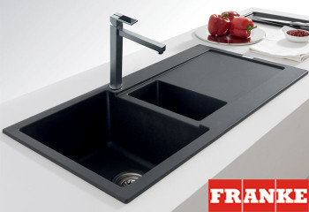 franke kitchen sinks modern beautifully appointed designs - Frank Kitchen Sink