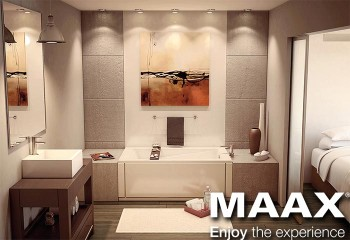 Maax Air Baths, Shower Modules, Whirpools & More at the Plumbing Place in Sarasota, FL