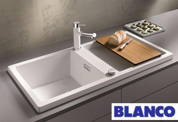 blanco bathroom sinks kitchen sinks blanco houzer franke rohl amp more 12116