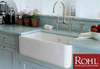 Rohl Kitchen Sinks Farmhouse More